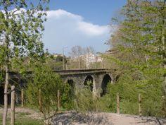 Pont Nou (Parc del Cardener).