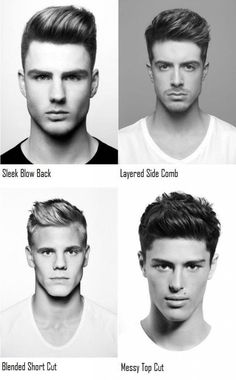 Men's Simple Hairstyles 2016