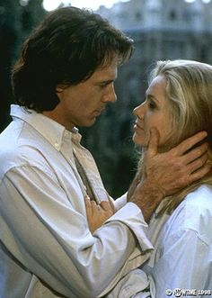 Rick Springfield & Andrea Roth (A Change of Place)