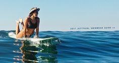 84f800a471658 2017 JettyGirl Swimwear Guide Swimwear Guide, Surfer Girls, Surfers, Bikini  Fashion, My