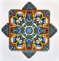 Buy Alhambra Garden Chartpack online at sewandso.co.uk