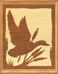 free duck scrollsaw patterns   Free Scroll Saw Intarsia Patterns Pictures