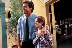 "Dennis Quaid, Lindsay Lohan in ""The Parent Trap"" (Nancy Meyers, 1998)"