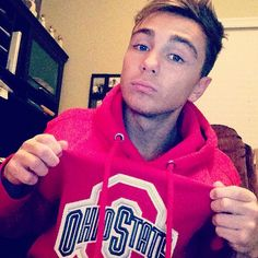 reppin the hometown...where my ohio people at??? - Joey