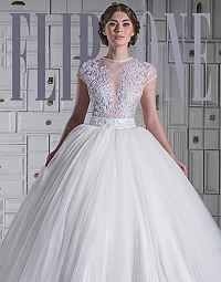Chrystelle Atallah 2014 collection - Bridal