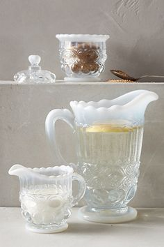 Opalescent Serveware - anthropologie.com #AnthroFave