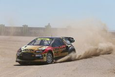 2014 World Rallycross - RXRD1 iON Track Preview (+playlist)