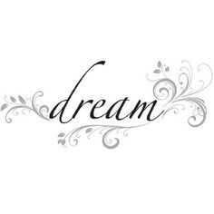 WallPops Peel and Stick Miscellaneous Wall Stickers at Lowe's. A delicate and lovely artistic expression of the word. Dream wall phrases WallPops come on two X Sheets and contains 4 total Wall Stickers, Wall Decals, Wall Art, Mural Art, Wall Mural, Framed Art, Family Wall Quotes, Quote Wall, Wall Sayings