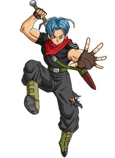 Future Trunks Prison Planet Saga render [Website] by Dragon Ball Z, Dragon Art, Black Anime Characters, Dbz Characters, Bardock Super Saiyan, Trunks Super Saiyan, Trunks And Mai, Trunks Dbz, Goku Y Vegeta