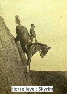 [Mystère #98] La descente Caprilli, à l'école de cavalerie de Tor di Quinto en…