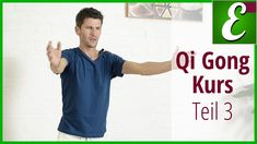 Qi Gong Exercises for Beginners: Qigong Course Part 3 - Fitness Workout Workout Plan For Beginners, Workout Plan For Women, Pilates Training, Sport Fitness, Yoga Fitness, Finger Exercises, Aerobic Exercises, Reiki Principles, Tai Chi Qigong
