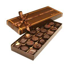 Chocolate - Luxury Belgian Chocolates delivered - yummy #HappyBirthdayBrastop
