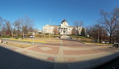 It's a cool, clear, crisp day at Southeast! Have a great weekend, Redhawks!! #fallforsemo