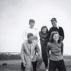 That's my brother, all guts, no brains. —RFK, after Jack fumbled during a touch-football game on the afternoon after his election as president Les Kennedy, Robert Kennedy, Jackie Kennedy, The Kennedy Family, Rosemary Kennedy, Jack Johns, Kennedy Quotes, Greatest Presidents, American Presidents