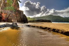 Playa El Valle, Península De Samana.  Fotografía por gkalaf
