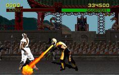 mk1 Scorpion: fire spit