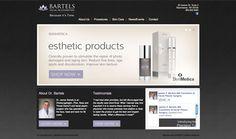 Bartels Facial Rejuvenation #MESH_LiveBuild #Website
