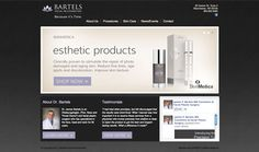 Bartels Facial Rejuvenation #MESH_LiveBuild #Website