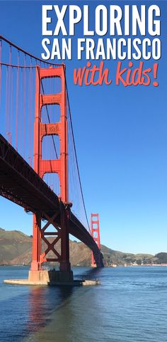 Planning a trip to the Bay Area? Don't miss these awesome activities in San Francisco with Kids. See what's free or worth the ticket price!