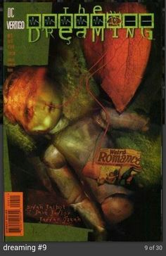 The dreaming issue 9