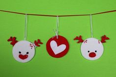 Cute Christmas ornamenst