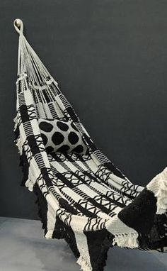 something playful to hang in a playful area. generously-sized, these matrimoniales hammocks are perfect for two.         5' x 12'