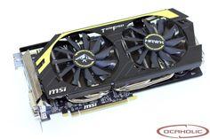 MSI Radeon R9 270X HAWK Review