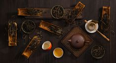 What is a Shengcha? Maocha? And Pu'er Maocha? - Tea Hong Random Things, Old Things, Things To Sell, Fermented Tea, Tea Varieties, Across The Border, Oolong Tea, Wild Nature, Things To Think About