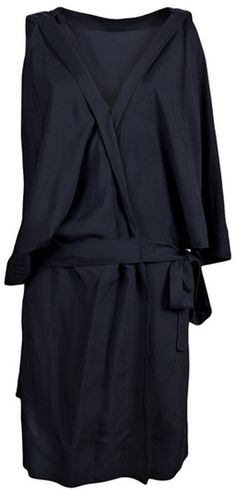 VIVIENNE WESTWOOD RED LABEL | Black Kimono Dress | lyst.com