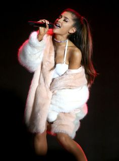 Don't want to miss out on seeing Ariana Grande on The Dangerous Woman Tour? Join the Ariana Grande Fan Group and Wish List to attend the concert on February 4, 2017.