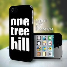 10714 One Tree Hill TV Series design for iPhone 4 or 4s case