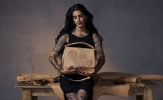 British tattoo artist Saira Hunjan is no stranger to stepping out of her comfort zone. Although famed for inking celebrity skins (Kate Moss and Sadie Frost are clients) more recent years have seen Hunjan applying her artistry to everything from shorts ...
