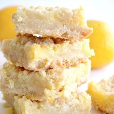 Enjoy the tangy, sweetness of homemade lemon curd sandwiched between buttery crumbles with these Lemon Crumble Bars. Just in case you missed the news, we had our baby boy on April 3rd! So right now the hubs is home from work for three weeks to spend with us. Three weeks!! I'm so grateful that he's...Read More »
