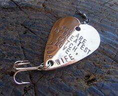 Fishing Personalized Fishing Lure Custom Fish by CandTCustomLures