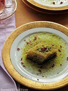 Turmeric and Saffron: Baghlava - Persian BaklavPersian Baklava