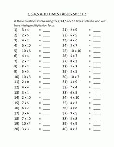 6 Printable Math Worksheets for Grade 1 free printable math sheets multiplication 2 3 4 5 10 times √ Printable Math Worksheets for Grade 1 . 6 Printable Math Worksheets for Grade 1 . Math Worksheet Addition 1 10 in Math Worksheets Year 4 Maths Worksheets, Printable Multiplication Worksheets, Times Tables Worksheets, Addition Worksheets, Letter Worksheets, Free Printable Worksheets, Printable Coloring, Multiplication Drills, Multiplication Times Table