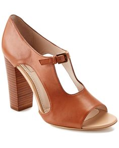 Spotted this T Tahari Prim Leather High-Heeled Sandal on Rue La La. Shop (quickly!).