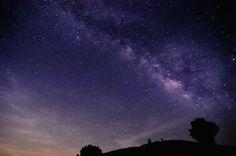 Night and stars.