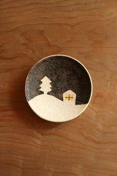 snowtownプレートS - 金井啓