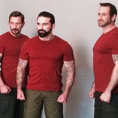 #TBT #saswhodareswins #series1 Tactical Beard, Ant Middleton, Marine Commandos, Fantastic Mr Fox, Real Men, Good Looking Men, Dares, Yum Yum, Tv Series