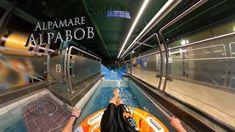 Alpamare Alpabob (Night) 360° VR POV Onride Vr, Night