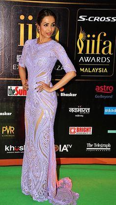 Malaika Arora Khan in Michael Cinco. Image  Viral Bhayani Michael Cinco 3bb9770c8