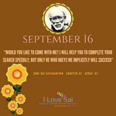 Please share: By Baba's grace, Team I Love Sai has introduced this Baba's calendar. The message in this is directly from Shri Sai Satcharitra. We urge you to please share this and spread Baba's message. Nana Quotes, Sai Baba Quotes, Sai Baba Pictures, God Pictures, Shirdi Sai Baba Wallpapers, Love Life, My Love, Om Sai Ram, Thats Not My