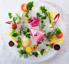 New cafe turns depressing salads into beautiful little cakes