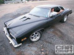 1974 #Pontiac LeMans