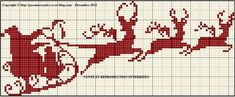 Biscornu Cross Stitch, Xmas Cross Stitch, Cross Stitch Borders, Cross Stitch Charts, Cross Stitch Designs, Cross Stitching, Cross Stitch Embroidery, Cross Stitch Patterns, Christmas Knitting Patterns