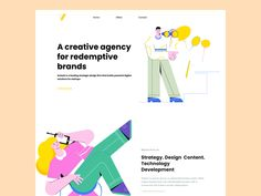 Agency landing page designed by Aymane Helfa. Connect with them on Dribbble; the global community for designers and creative professionals. Ui Portfolio, Landing Page Design, Letters, Technology, Ux Design, Connect, Designers, Community, Abstract