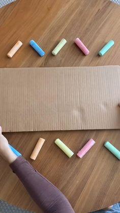 Preschool Learning Activities, Baby Learning, Preschool Classroom, Craft Activities For Kids, Infant Activities, Kindergarten, Toddler Fun, Toddler Crafts, Kid Crafts