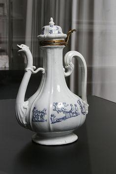 Antiques Painstaking Richard Ginori Fabulous Service Diy X12 Design Porcelain Pink White