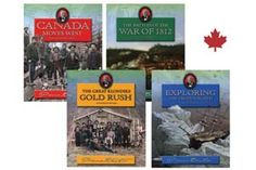 CARR McLEAN - History for Young Canadians Series by Pierre Berton